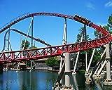 Maverick, Roller Coaster, Cedar Point 8x10 Photo offers