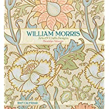 William Morris: Arts & Crafts Designs 2017 Wall Calendar