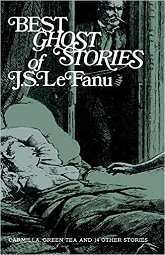 Best Ghost Stories of J.S. LeFanu book cover