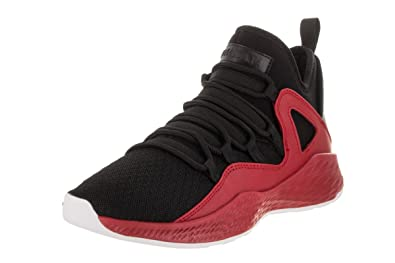 d02c7e879eacdd Image Unavailable. Image not available for. Color  Jordan Formula 23 BG BLACK  BLACK GYM RED WHITE ...