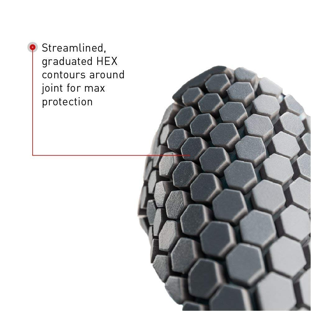 McDavid HEX Chest Protector Football Lacrosse and Goalies Heart-Guard // Sternum Protection Padded Shirt for Baseball Youth /& Adult Sizes