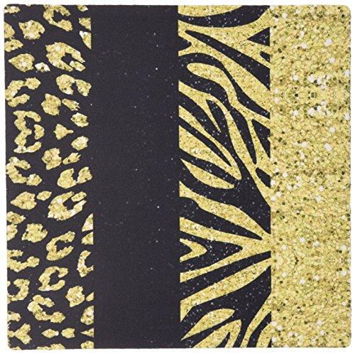 3dRose Printed Glitter Leopard mp 128556 1