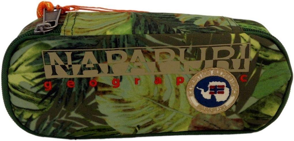 Estuche Napapijri 4BN3Z05NF17: Amazon.es: Oficina y papelería