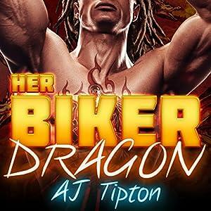 Her Biker Dragon Audiobook