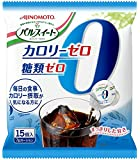 味の素 パルスイート カロリーゼロ(液体タイプ)ポーション 15個入×2個