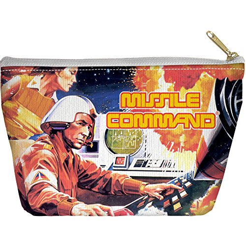 Price comparison product image ATARI / MISSILE COMMAND - ACCESSORY POUCH - 8.5x6