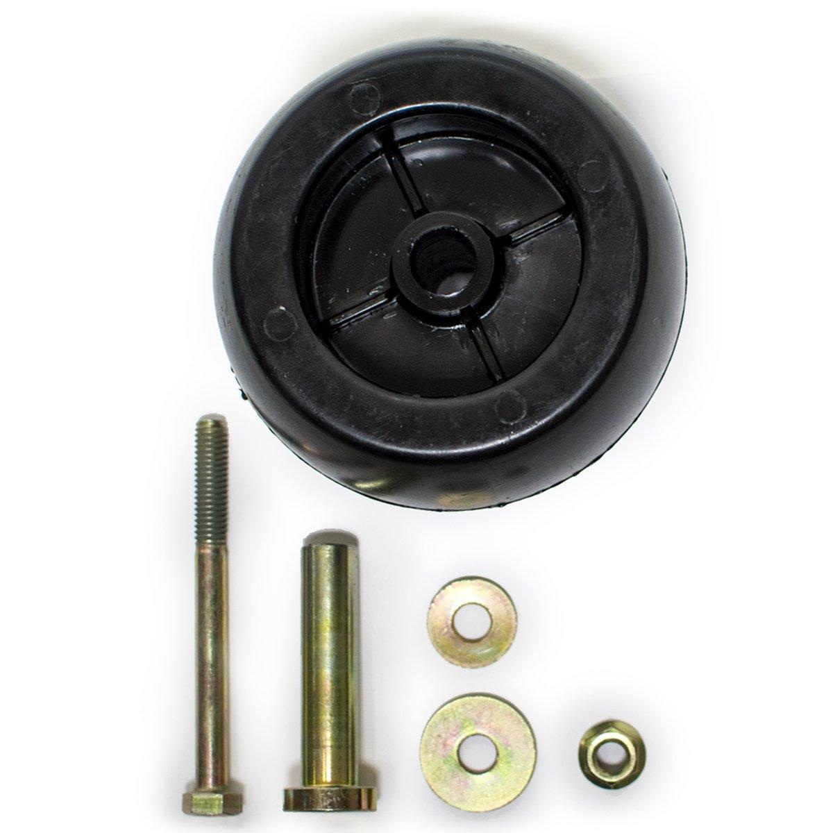 12PK Kit de ruedas anticuero cabelludo 1-603299, 68-2730, 103-3168 ...