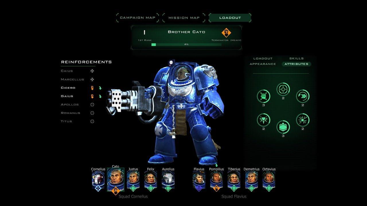 Amazon com: Space Hulk Ascension - PlayStation 4: Ui