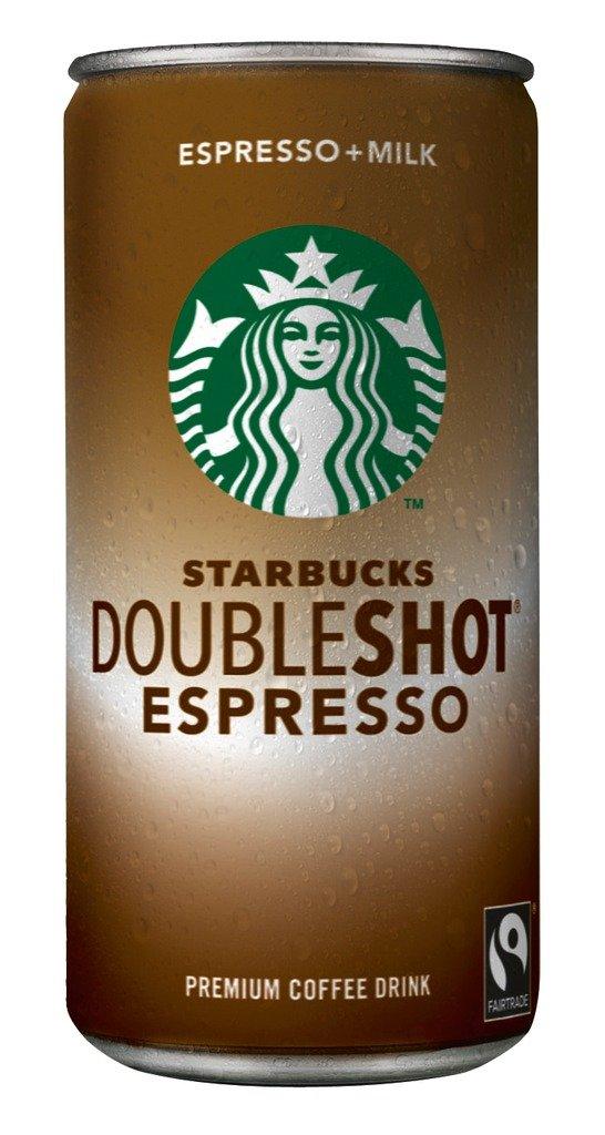 Starbucks - Double Shot Espresso - 200 ml: Amazon.es: Alimentación y bebidas