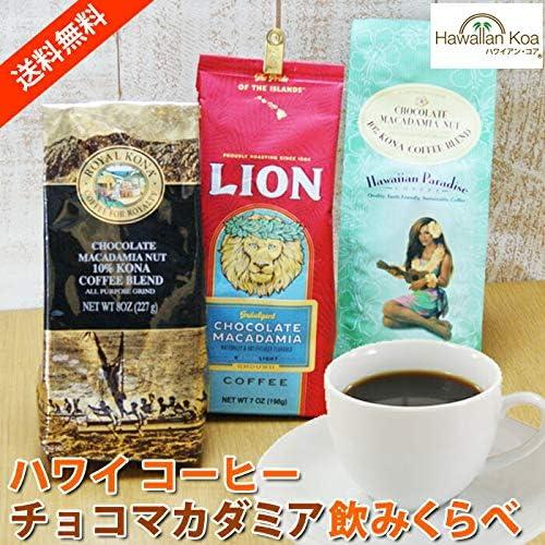 コーヒー ハワイ