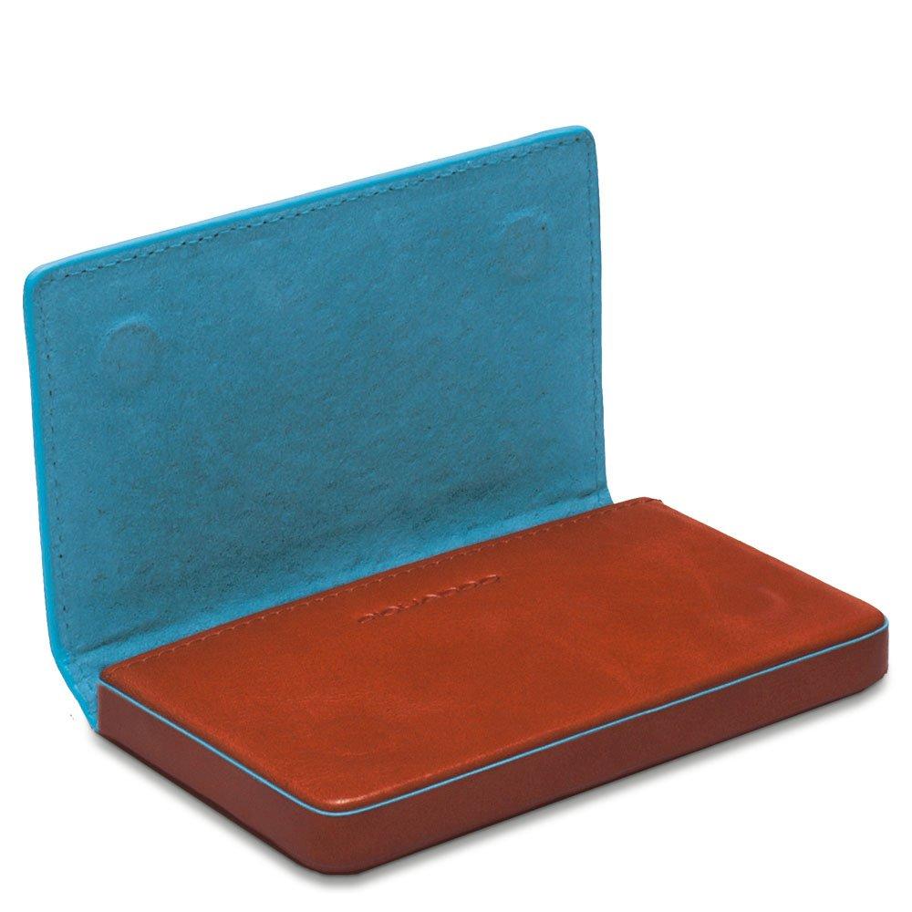 Piquadro Piquadro Piquadro Blau Square Visitenkartenetui Leder 10 cm B00AFUPCYY Visitenkartenhüllen Ab dem neuesten Modell e7d7ed