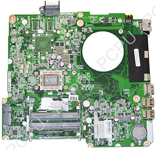 738124-501 HP Touchsmart 15-N Laptop Motherboard w/ AMD A10-5745M 2.1Ghz CPU