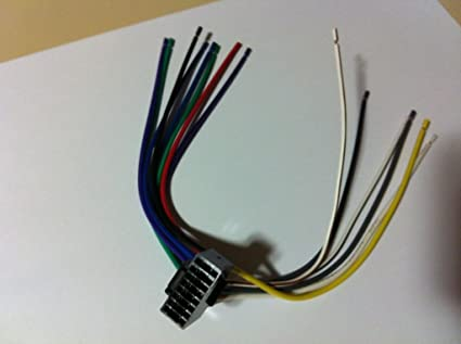 amazon com xtenzi wire harness for jensen phase linear mp3 dvd rh amazon com