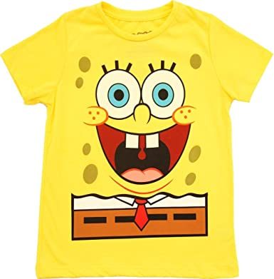 Adult spongebob shirt