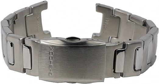 Casio G Shock Armband Uhrenarmband Edelstahl Band  1ZGYi
