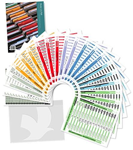 Most bought File Folder Labels