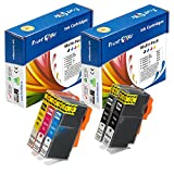 PrintOxe™ Compatible Set 564XL of 5 Ink Cartridges; Large Black (564XLPK-CN684WN), Photo Black (564XLPBK), Magenta (564XLM), Cyan (564XLC), and Yellow (564XLY). See Compatible Printers Under Description. Exclusively sold by PanContinent.