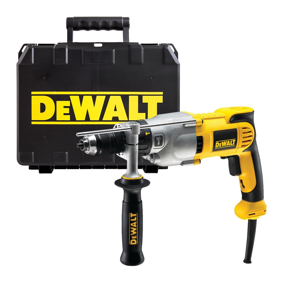 Schlagbohrmaschine DeWalt DWD524KS
