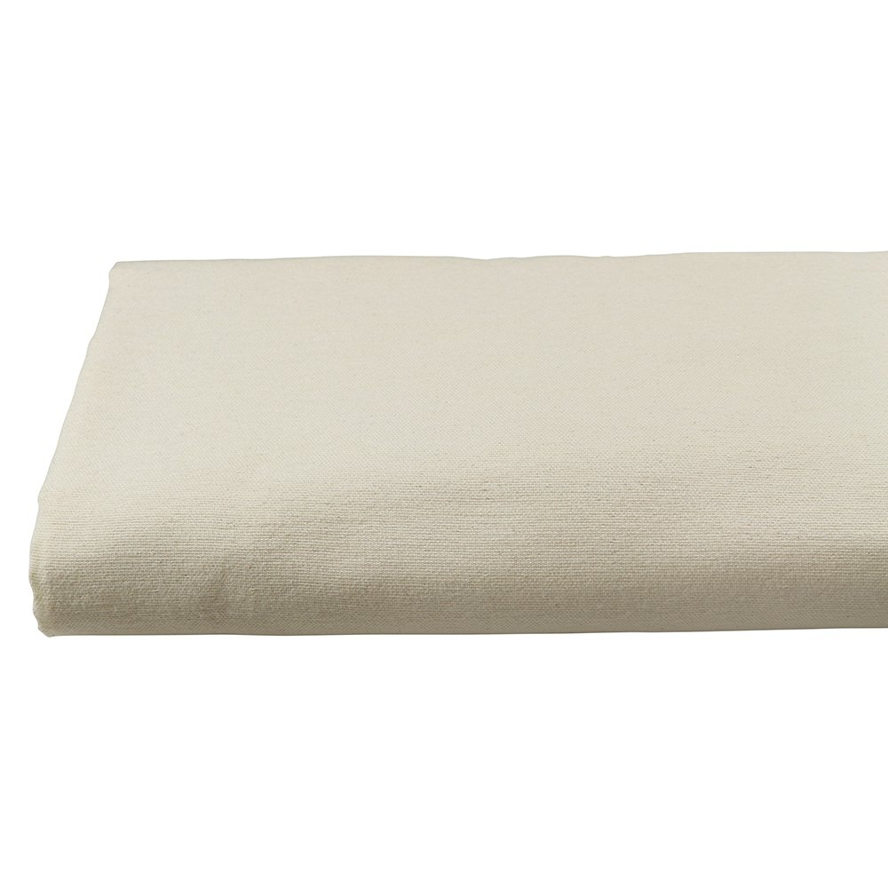 Sigmatex BK7090175B Healthcare Bath Blanket, 55% Cotton/45% Polyester, 70'' Width 90'' Length, 1.75 lb/ea., Unbleached, (25 ea)