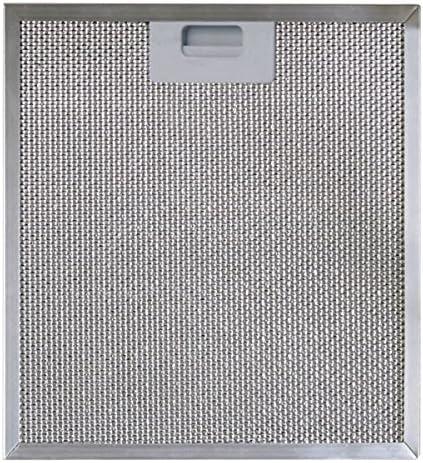 Nodor 02811000 Filtro accesorio para campana de estufa Accesorio para chimenea s Filtro, Acero inoxidable, Metal, GTCL GAT 850, 1 pieza