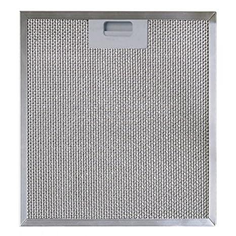 Nodor 02811000 Filtro accesorio para campana de estufa - Accesorio para chimenea (Filtro, Acero inoxidable, Metal, GTCL GAT 850, 1 pieza(s)): Amazon.es: ...