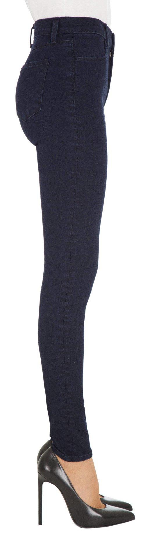 J Brand Jeans Women's 23110 Maria High Rise Skinny Jean, Bluebird, 28
