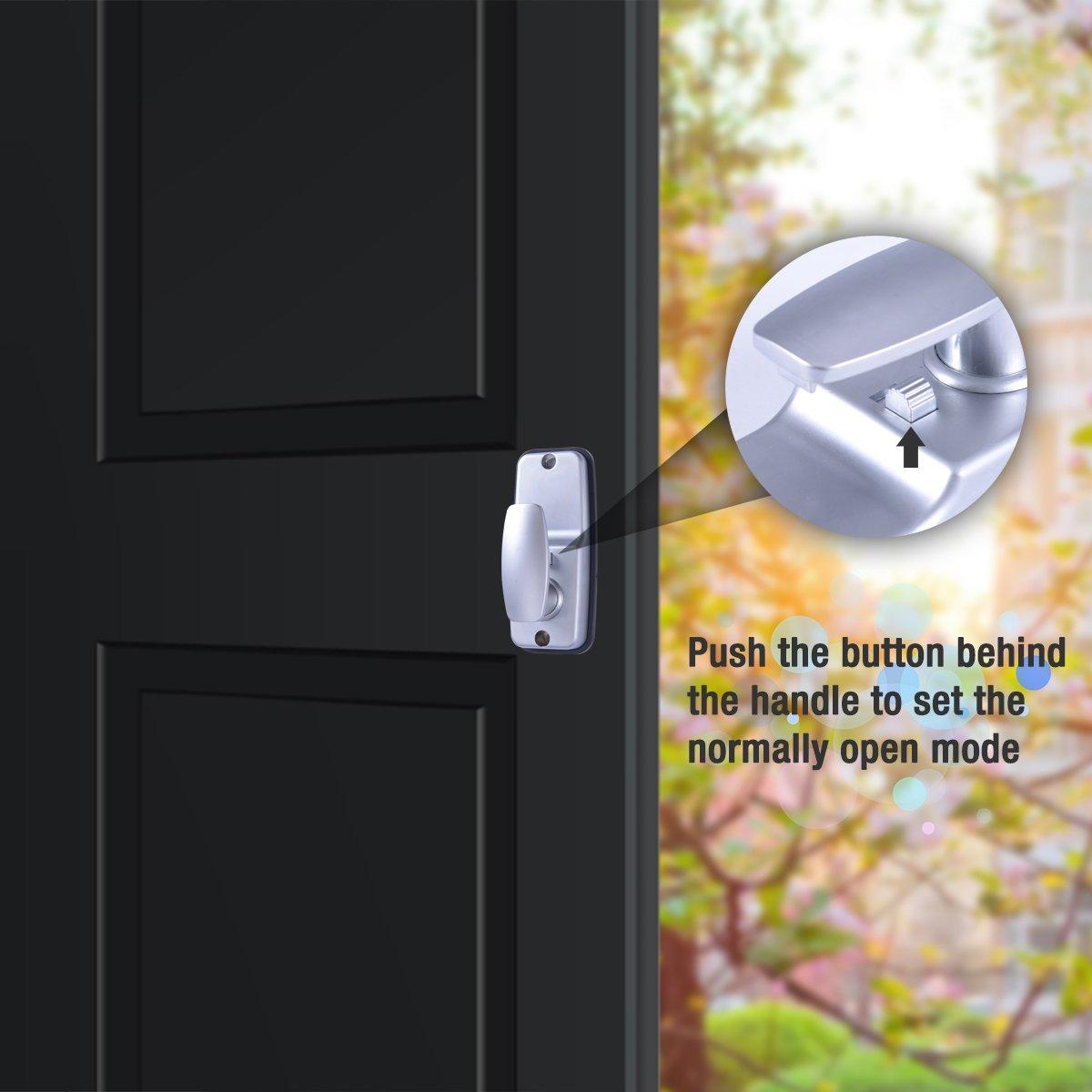 Password Door Lock Keyless Entry Door Locks Digital Keypad Lock Push Button Lock Security System