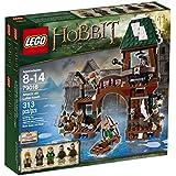 LEGO Hobbit 79016 Attack on Lake-town