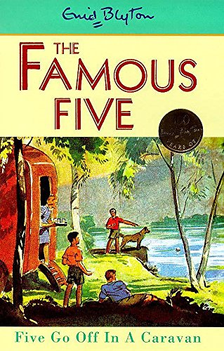 Five Go Off In A Caravan Book 5 Hb