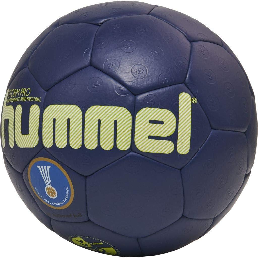 hummel Hmlstorm Pro Balón de Balonmano, Unisex Adulto: Amazon.es ...