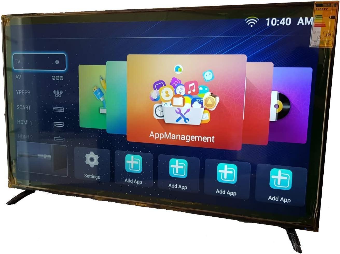 Televisor TV Full HD 1080p 3D eLED 50 Pulgadas: Amazon.es: Electrónica