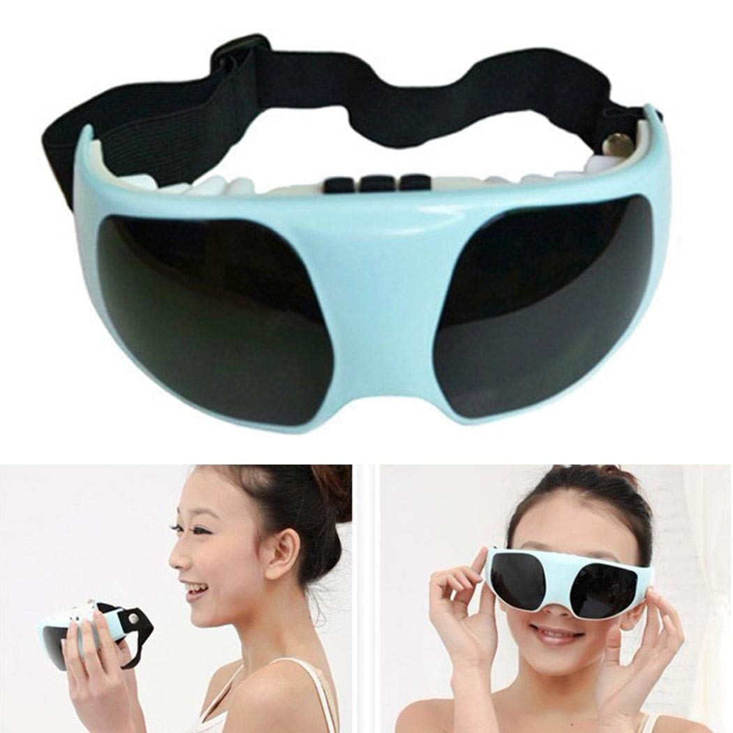 Electric Eye Massager Alleviate Fatigue Eye Care Massager Health Care