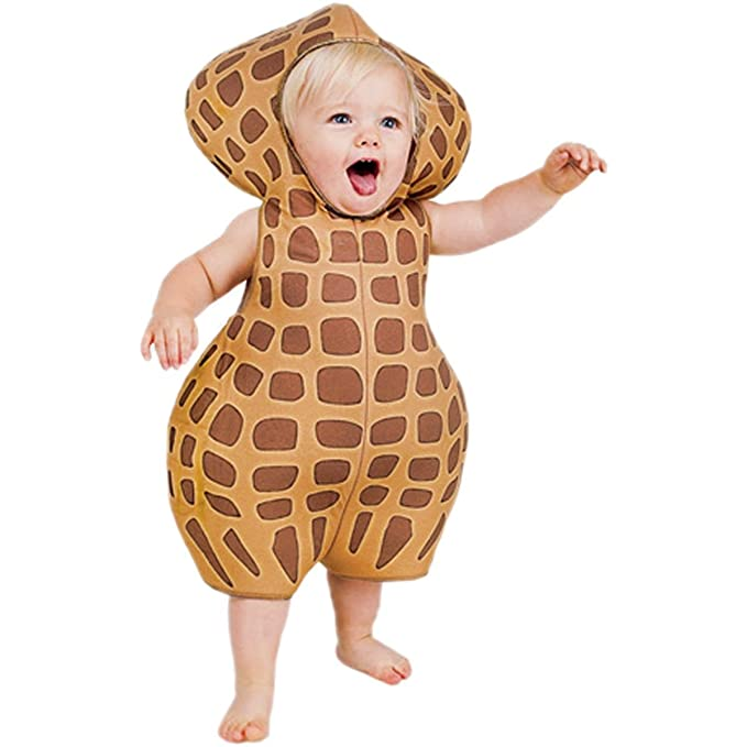 Amazon.com: Peanut Infant Costume (M7): Clothing