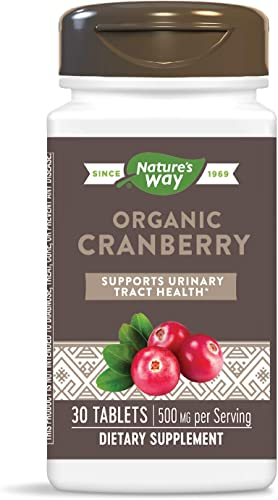 Enzymatic Therapy Cranberry Supplement