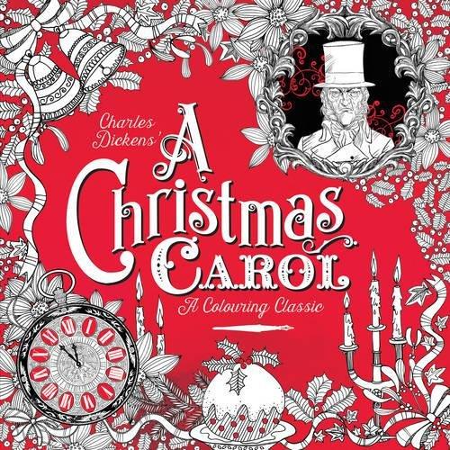 A Christmas Carol (A Colouring Classic)]()