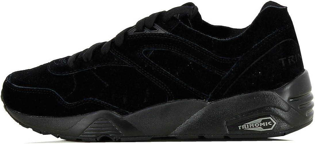 Puma R698 SOFT Black Women Sneakers