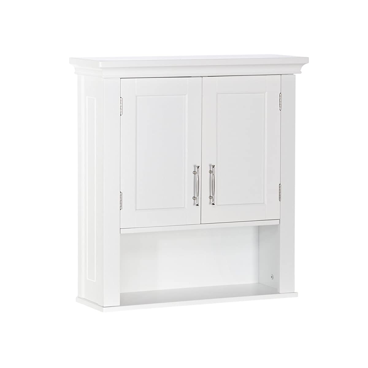 RiverRidge Home Somerset Wall Cabinet, White