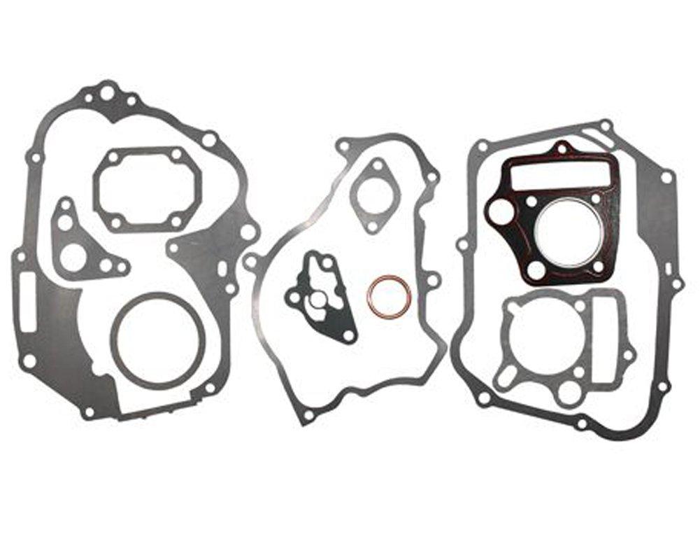 Mx-M Cylinder Gasket Set for 70cc ATV Dirt Bike Go Kart by Mx-M