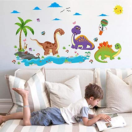 Sisaki Adesivi Murali Bambini, Sticker Decorativo per Camera da ...