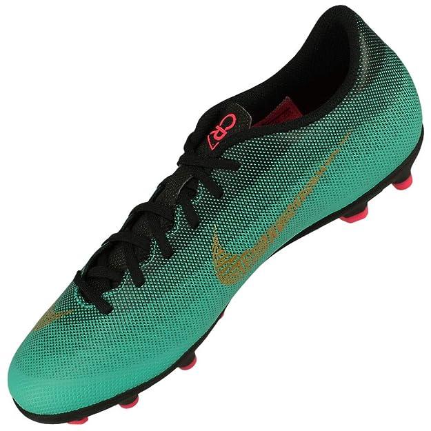 Nike Vapor 12 Club Cr7 FG/MG Aj3723 390, Botas de fútbol Unisex Adulto: Amazon.es: Zapatos y complementos
