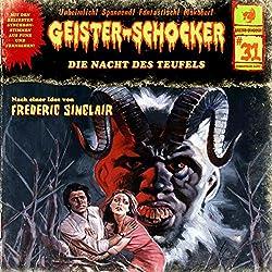 Die Nacht des Teufels (Geister-Schocker 31)