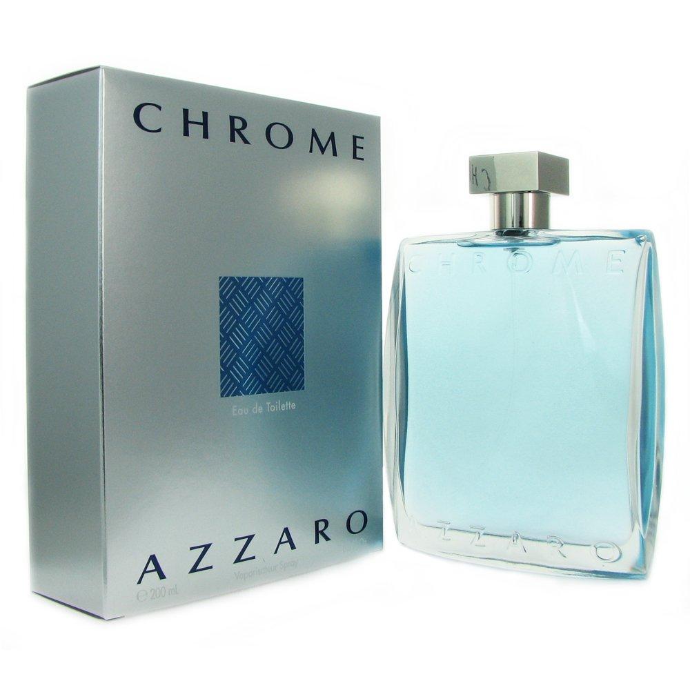 Loris Azzaro Men's Chrome Eau de Toilette Natural Spray, 6.8 fl. oz