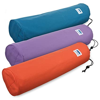 CalmingBreath Bolsa de Algodón para Esterilla de Yoga