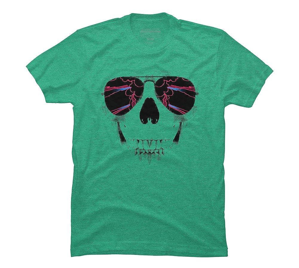 e56120e58d0ba Amazon.com  Electric Feel Men s Graphic T Shirt - Design By Humans  Clothing