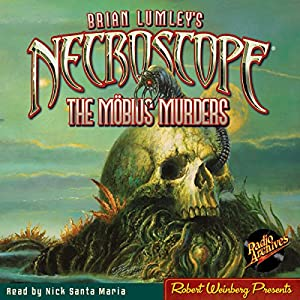 Necroscope: The Mobius Murders Audiobook