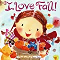 I Love Fall A Touch-and-feel Board Book from Little Simon