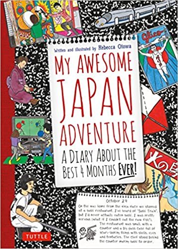 My Awesome Japan Adventure: A Diary About the Best 4 Months ...