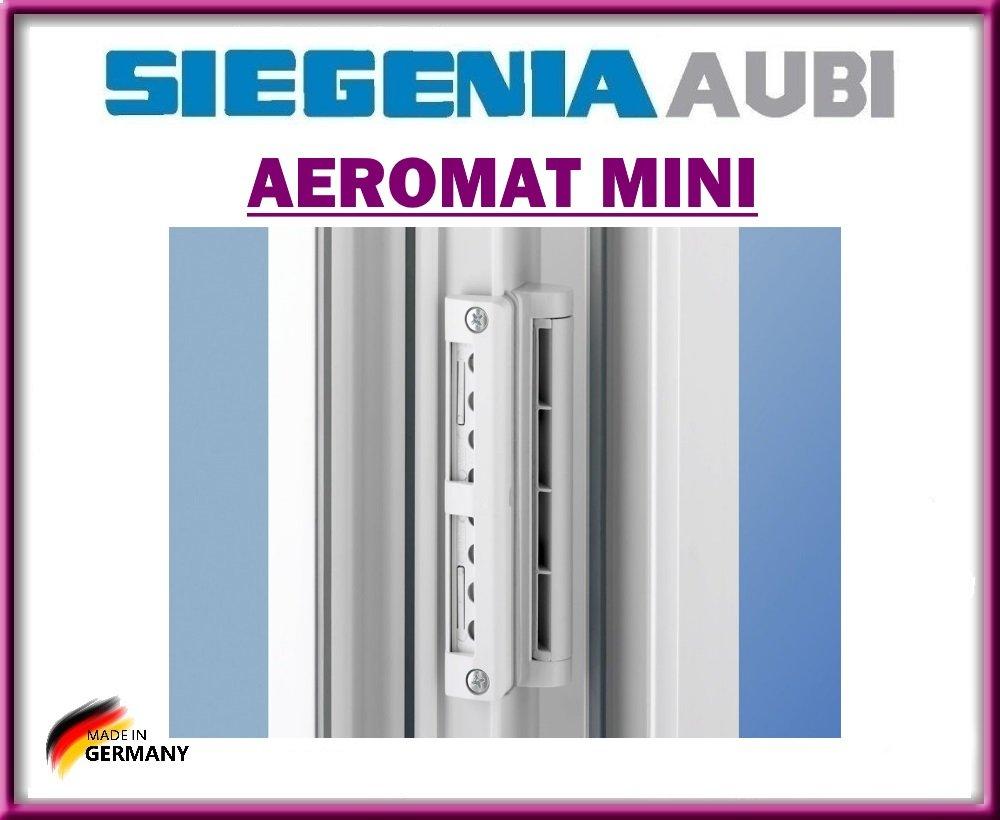 REGEL-air Typ.13 Fensterfalz-Lüfter für Fenster Fensterlüfter Schimmel Weg