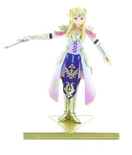 Legend Of Zelda Musou Hyrule Warriors Mini FigurePrincess ZeldaSize 52mm