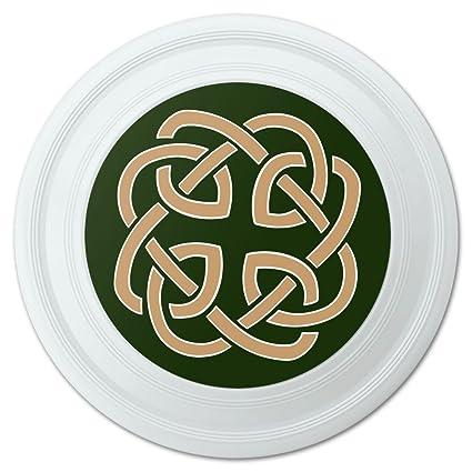70ed59c04 Amazon.com : Celtic Knot Love Eternity Novelty 9